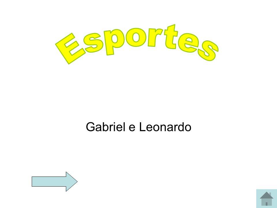 Esportes Gabriel e Leonardo