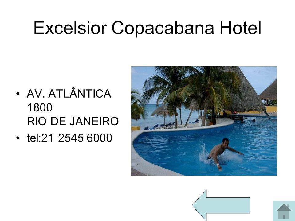 Excelsior Copacabana Hotel