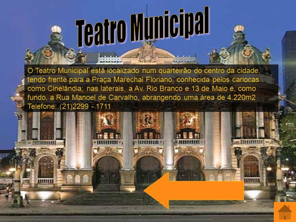 Teatro municipal Teatro Municipal