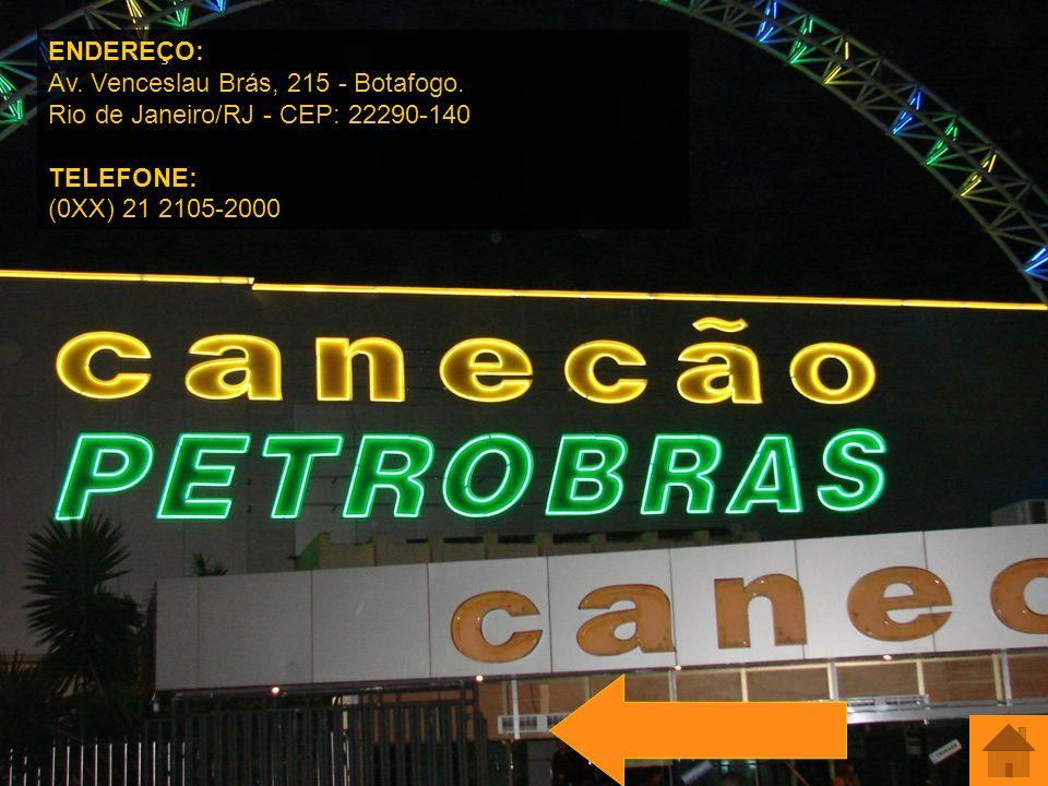 ENDEREÇO: Av. Venceslau Brás, 215 - Botafogo