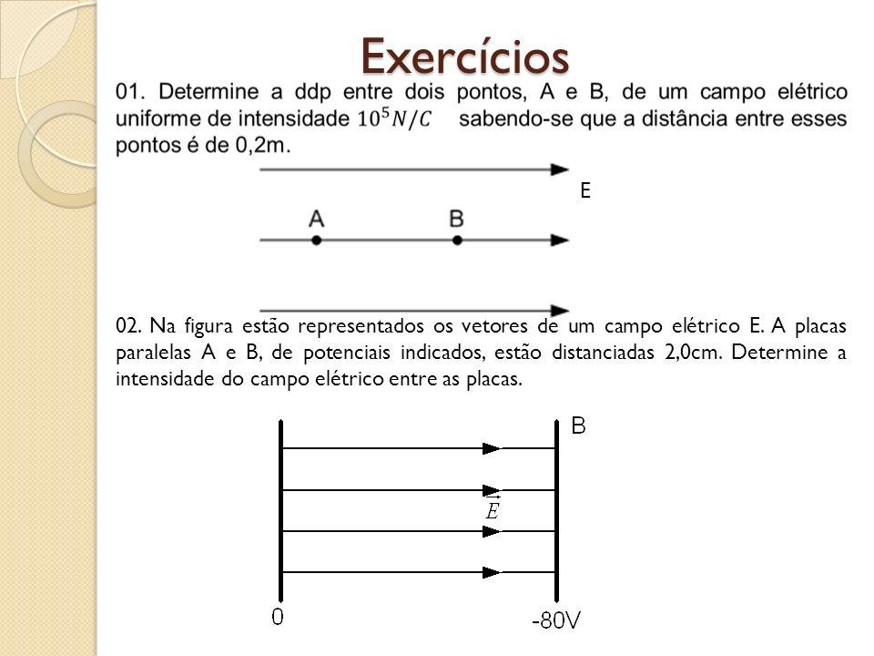 Exercícios E.