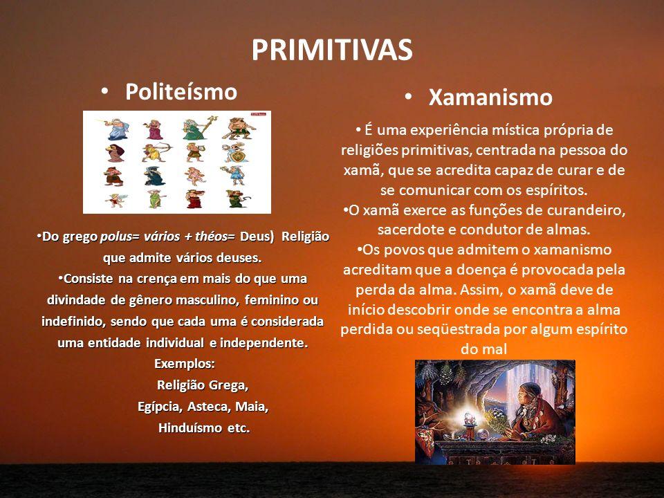 O xamã exerce as funções de curandeiro, sacerdote e condutor de almas.