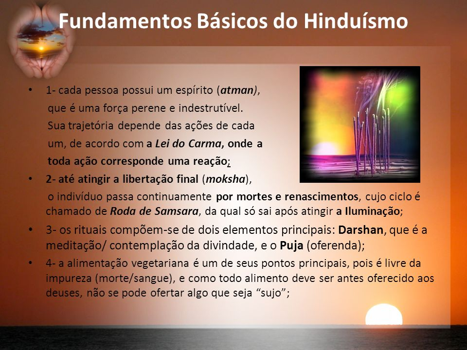 Fundamentos Básicos do Hinduísmo