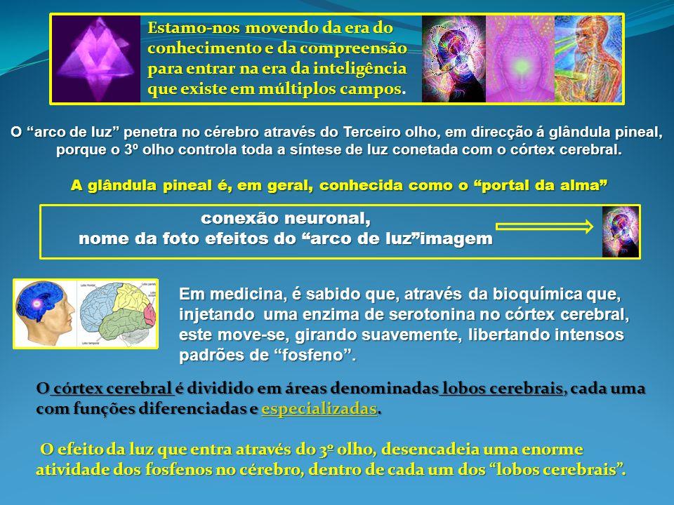 A glândula pineal é, em geral, conhecida como o portal da alma