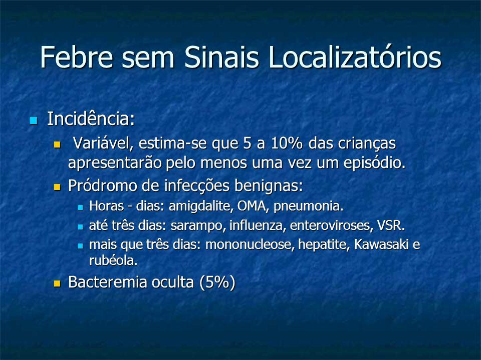 Febre sem Sinais Localizatórios