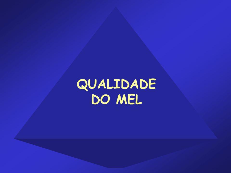 QUALIDADE DO MEL