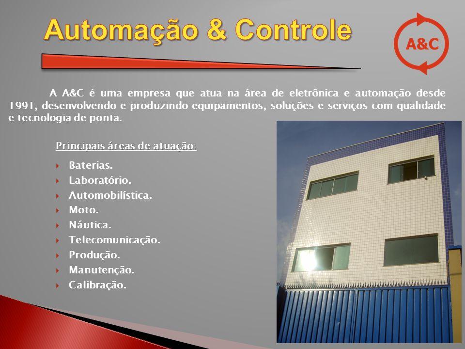 Automação & Controle