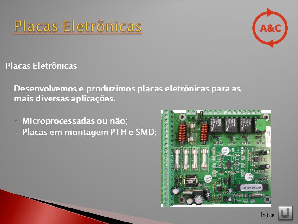 Placas Eletrônicas Placas Eletrônicas
