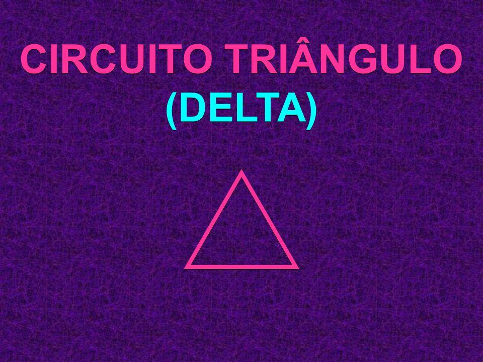 CIRCUITO TRIÂNGULO (DELTA)