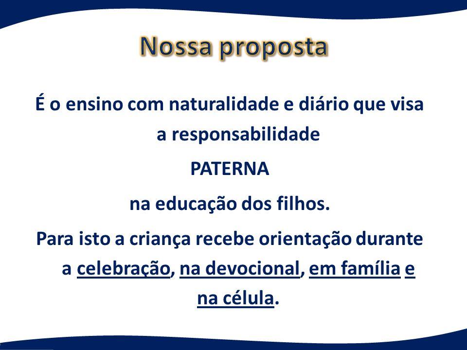 Nossa proposta