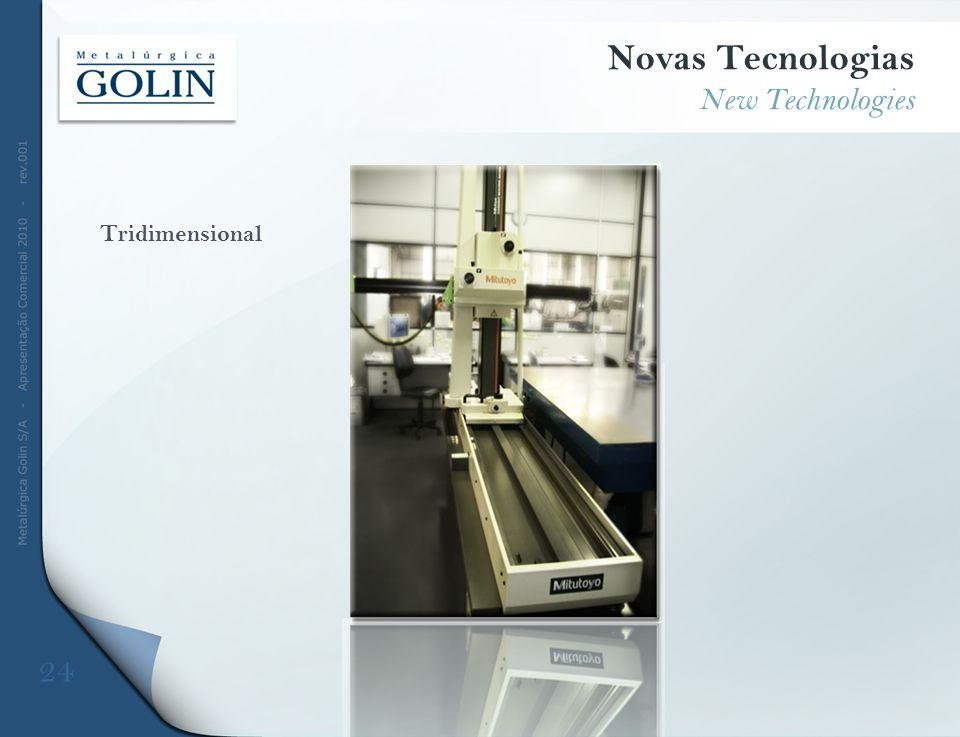 Novas Tecnologias New Technologies Tridimensional 24 DFDFD