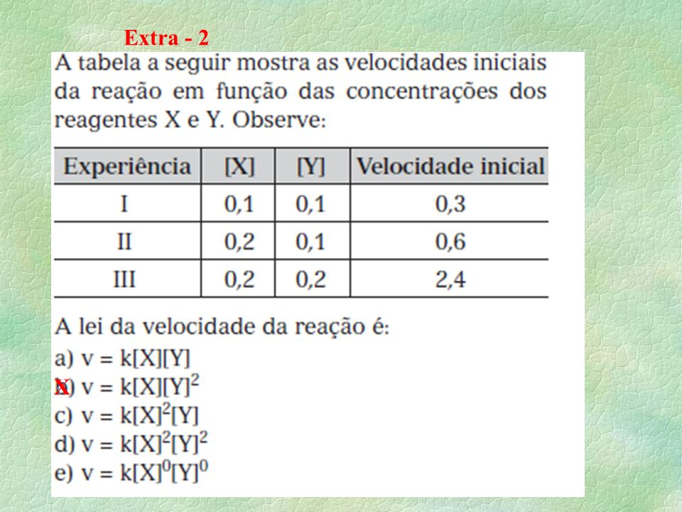 Extra - 2 X