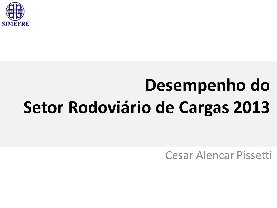 Setor Rodoviário de Cargas 2013