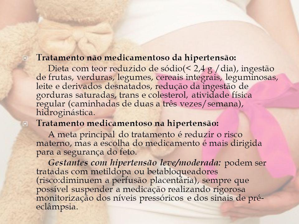 Tratamento não medicamentoso da hipertensão: