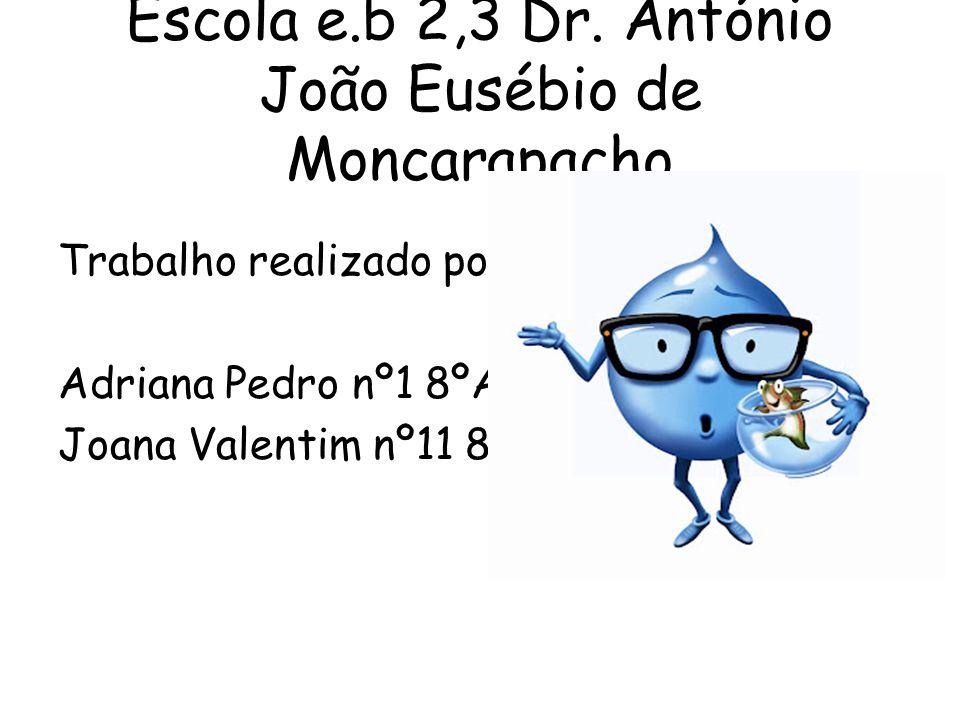 Escola e.b 2,3 Dr. António João Eusébio de Moncarapacho