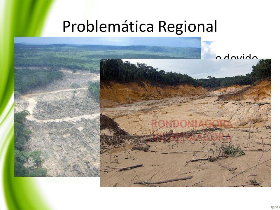 Problemática Regional