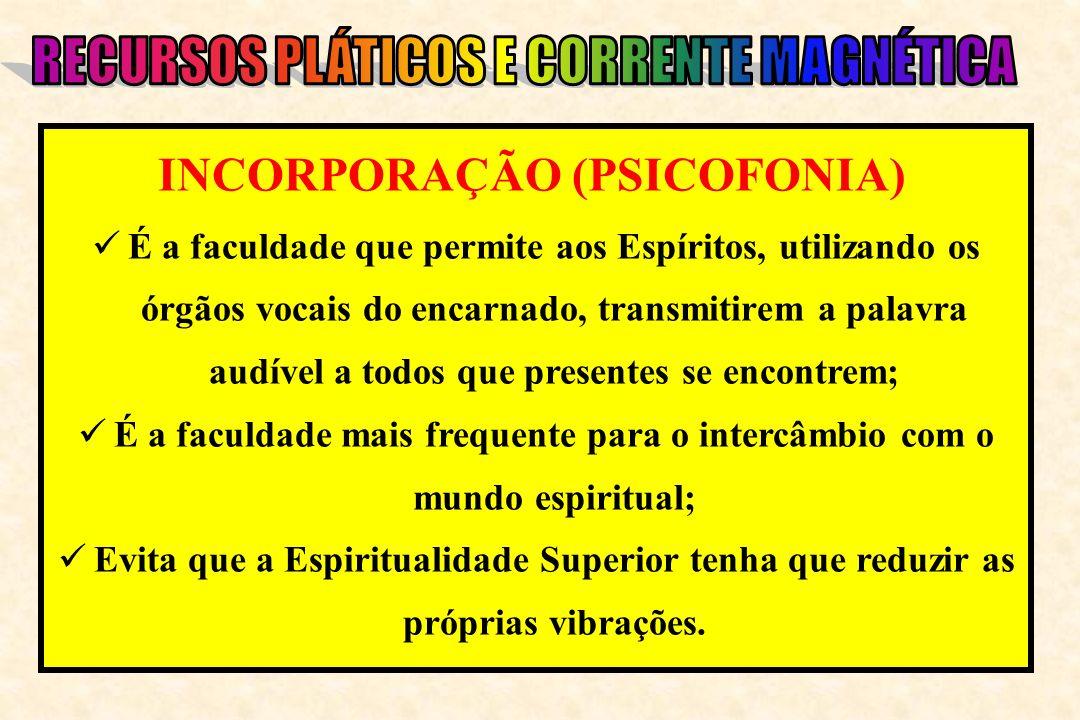 RECURSOS PLÁTICOS E CORRENTE MAGNÉTICA
