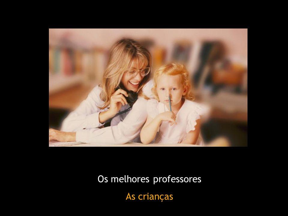 Os melhores professores