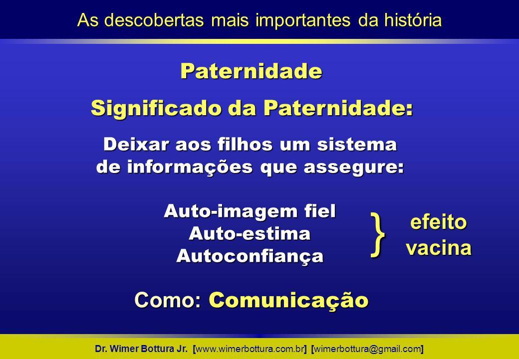 } Paternidade Significado da Paternidade: efeito vacina