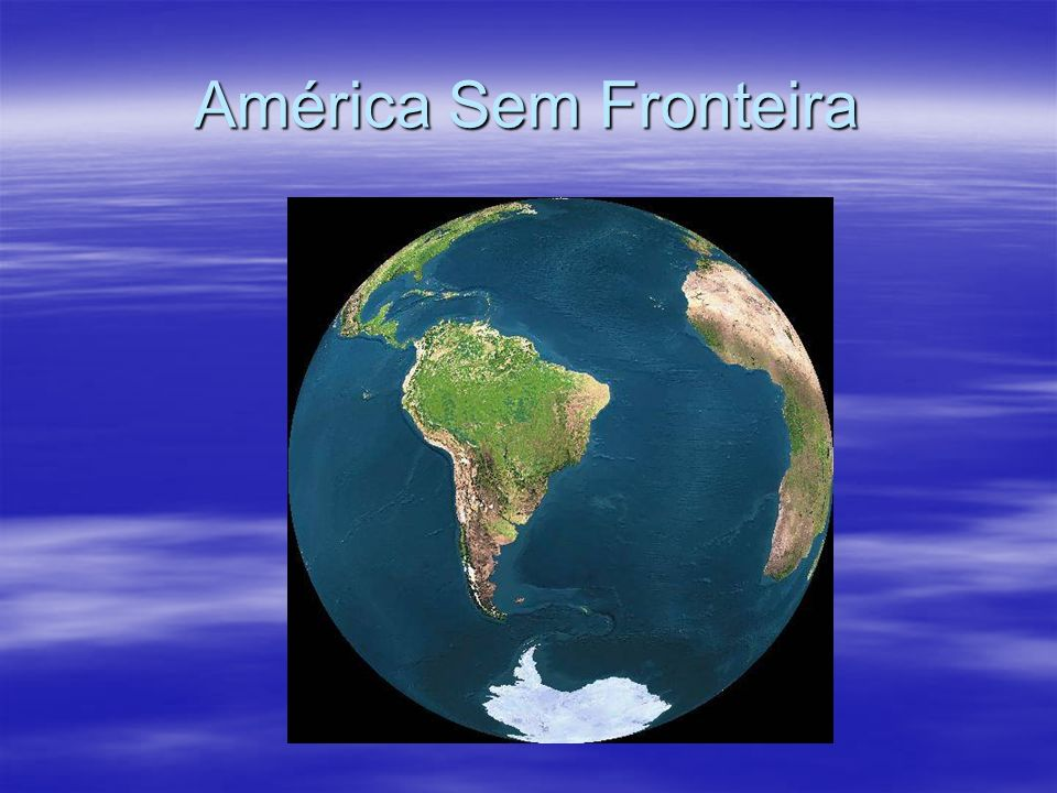 América Sem Fronteira