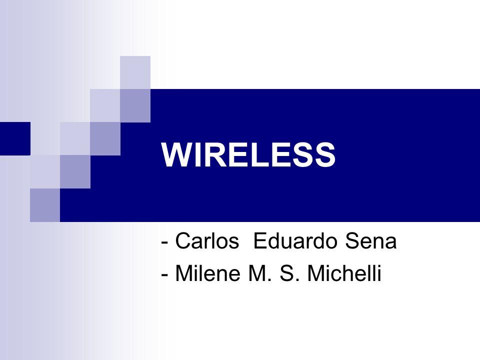 - Carlos Eduardo Sena - Milene M. S. Michelli