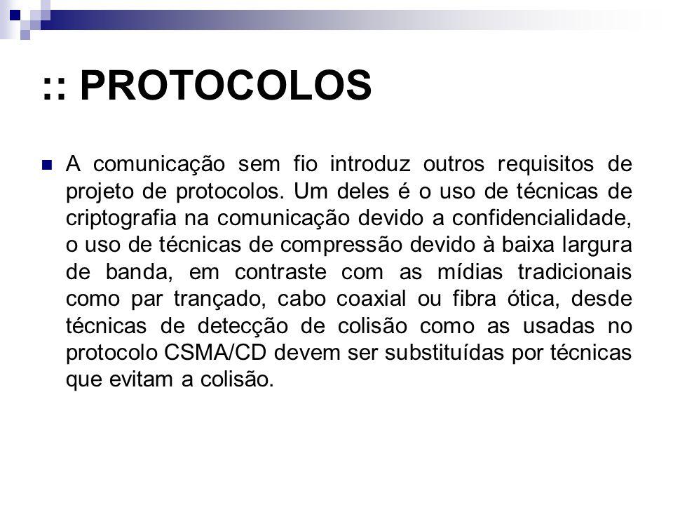 :: PROTOCOLOS