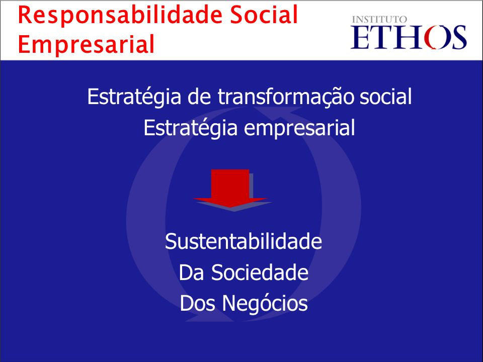 Responsabilidade Social Empresarial