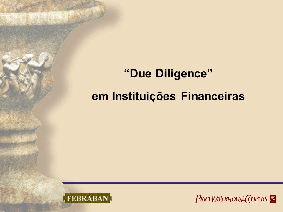 em Instituições Financeiras