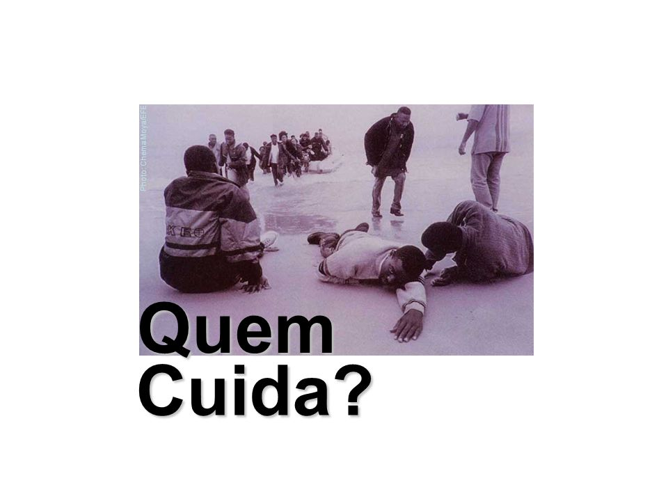 Photo: Chema Moya/EFE Quem Cuida