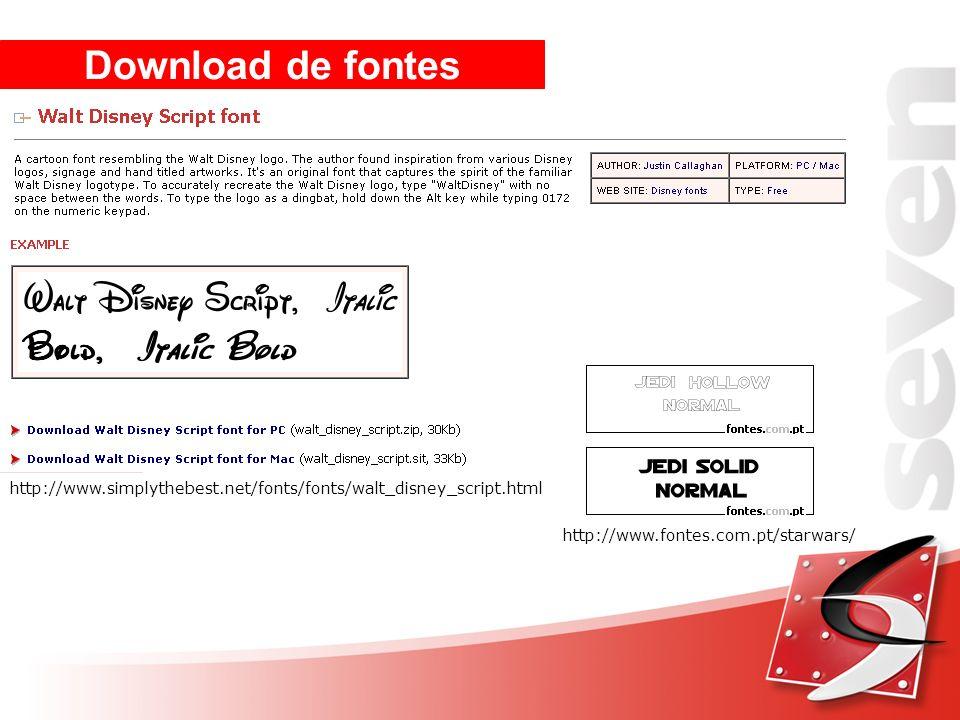 Download de fontes http://www.simplythebest.net/fonts/fonts/walt_disney_script.html.