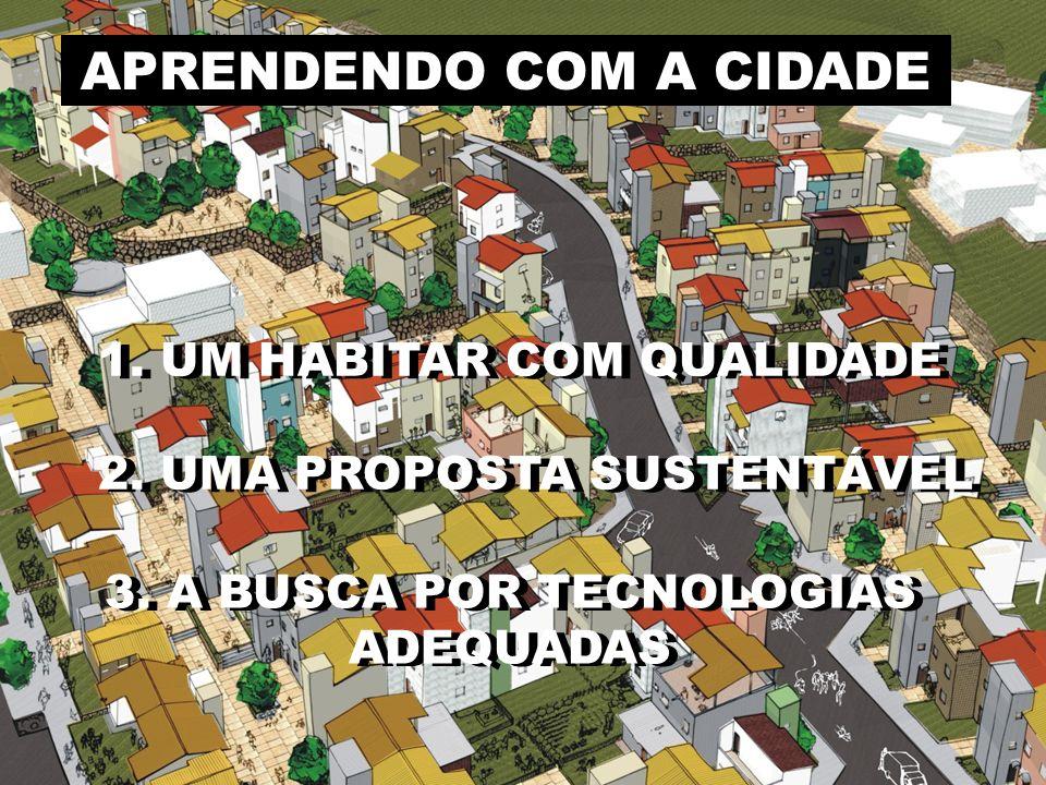 3. A BUSCA POR TECNOLOGIAS ADEQUADAS