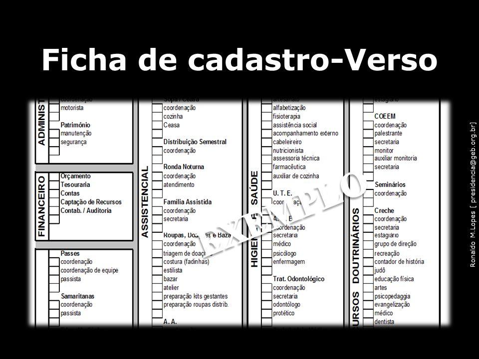 Ficha de cadastro-Verso