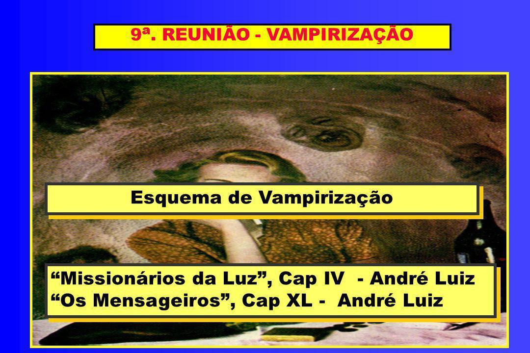 9a. REUNIÃO - VAMPIRIZAÇÃO