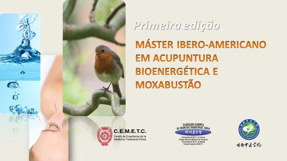 Primeira edição MÁSTER IBERO-AMERICANO