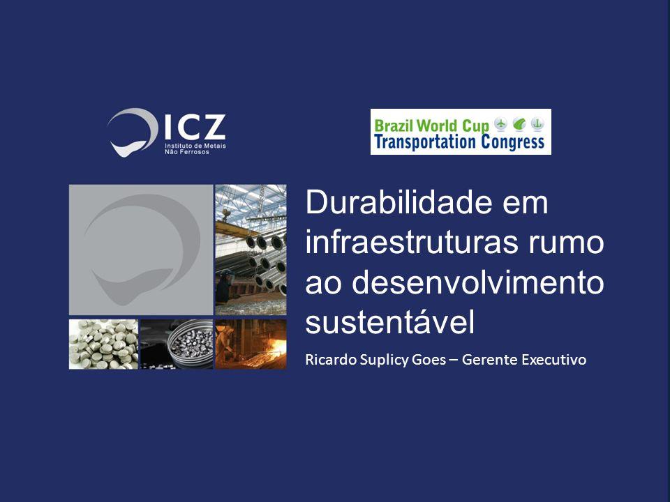 Durabilidade em infraestruturas rumo ao desenvolvimento sustentável