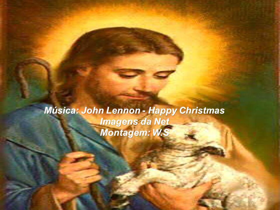 Música: John Lennon - Happy Christmas