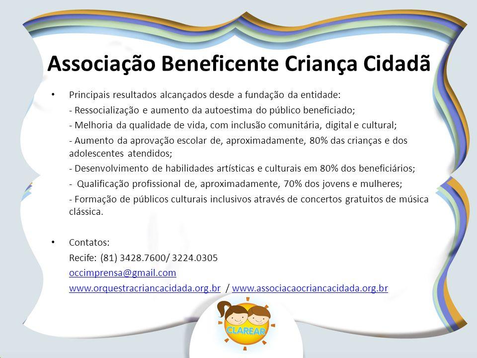 Associação Beneficente Criança Cidadã