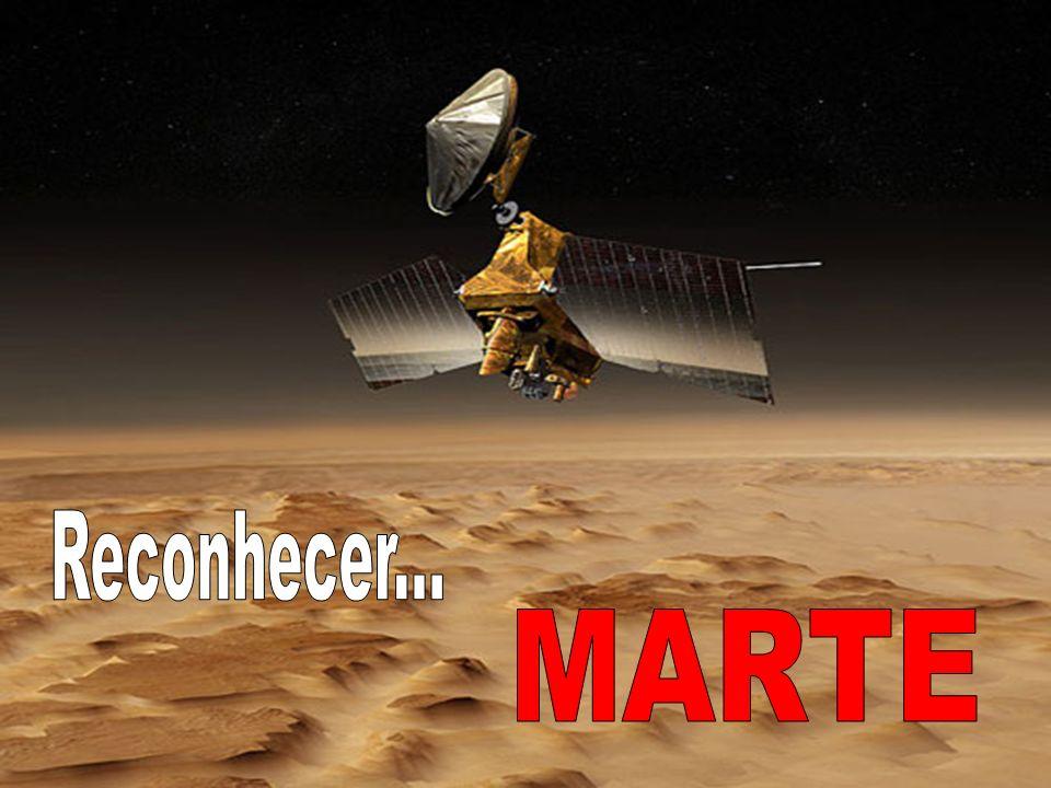 Reconhecer... MARTE