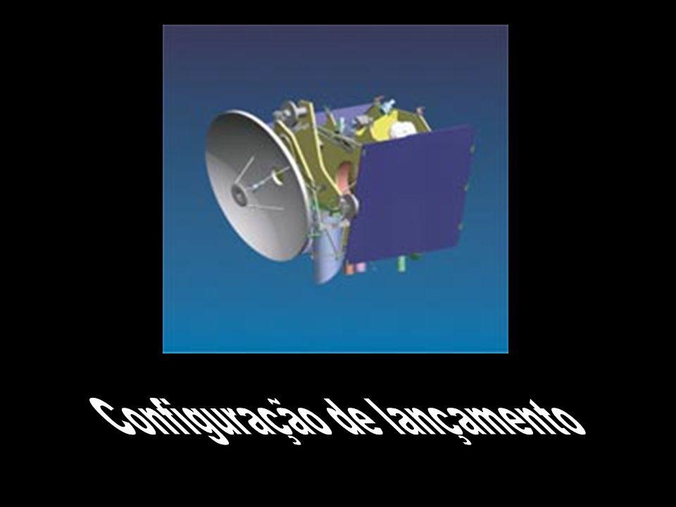 Configuração de lançamento