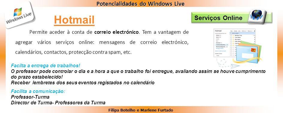 Hotmail Serviços Online