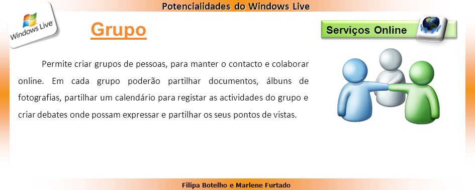 Grupo Serviços Online.