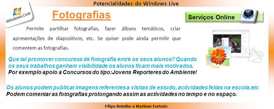 Fotografias Serviços Online