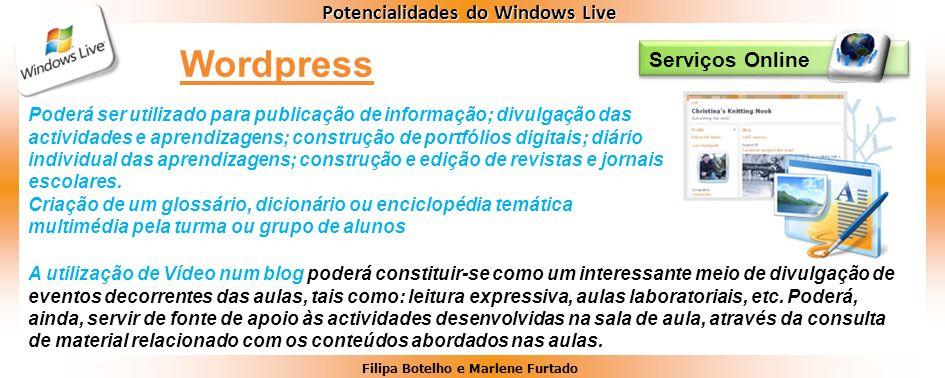 Wordpress Serviços Online