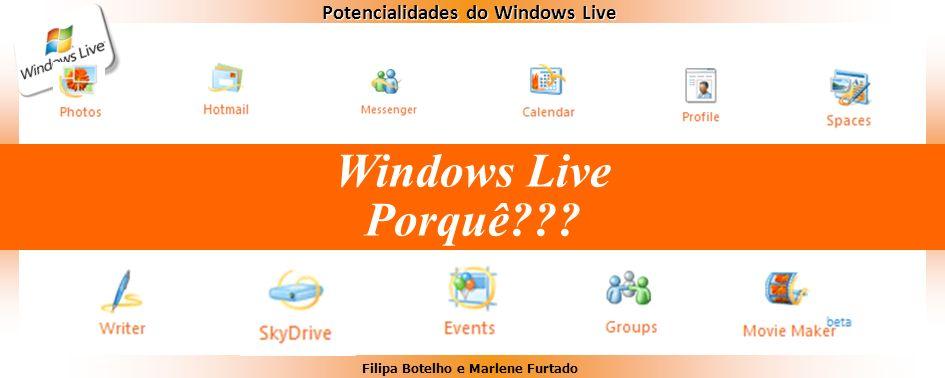 Windows Live Porquê