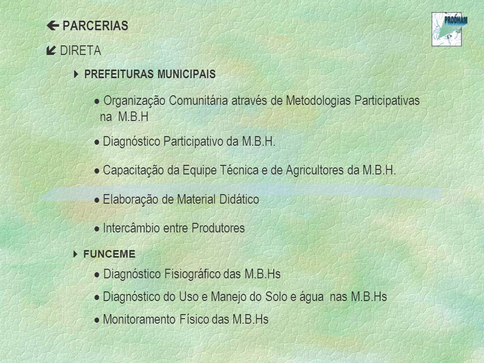 Organização Comunitária através de Metodologias Participativas