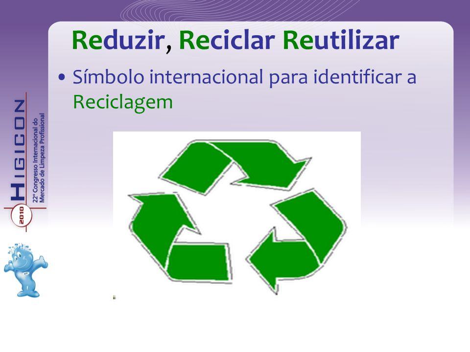 Reduzir, Reciclar Reutilizar