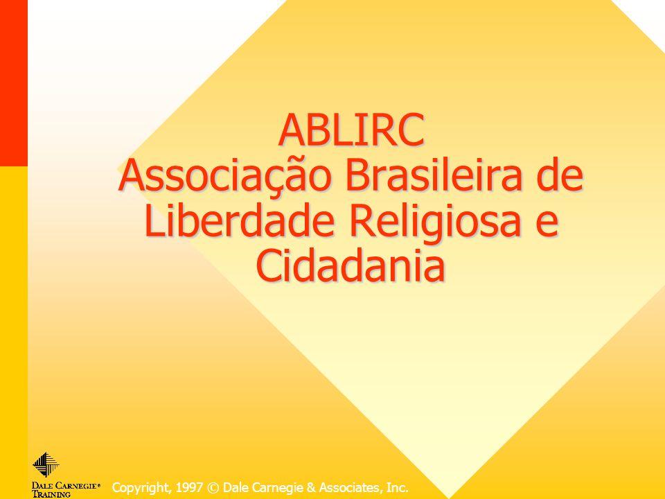 ABLIRC Associação Brasileira de Liberdade Religiosa e Cidadania