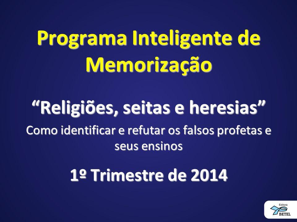 Programa Inteligente de Memorização