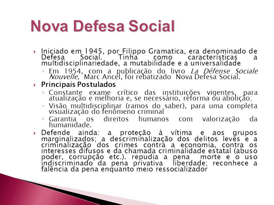 Nova Defesa Social