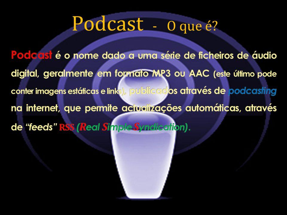 Podcast - O que é
